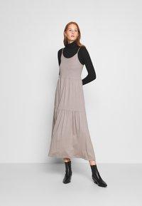 Zign - Žerzejové šaty - cloudburst - 1
