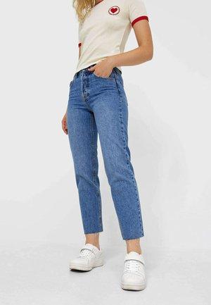 90'S JEANS IM - Jeans a sigaretta - dark blue