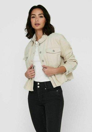 Summer jacket - pumice stone