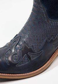 Kentucky's Western - Cowboy/Biker boots - tint/baltico - 5