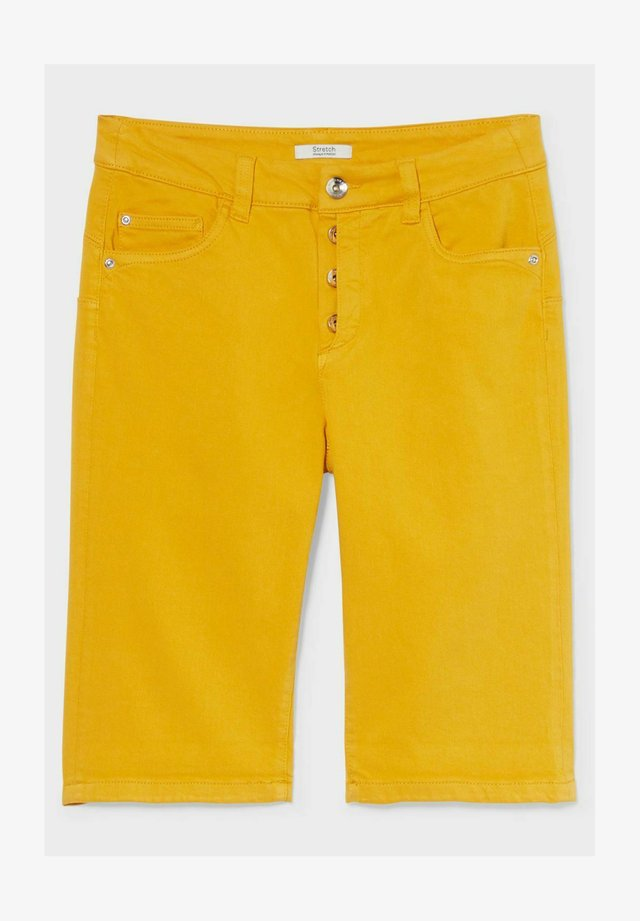 Szorty - yellow