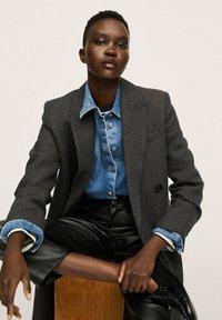Mango - SAPIENS - Classic coat - bleu marine - 5