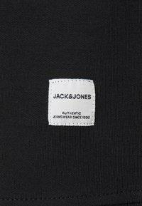 Jack & Jones - JJEBASIC CREW NECK - Collegepaita - black - 2