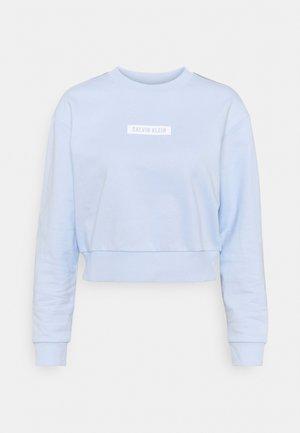 Mikina - sweet blue