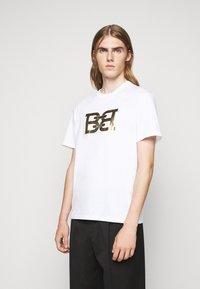 Bally - Print T-shirt - white - 0