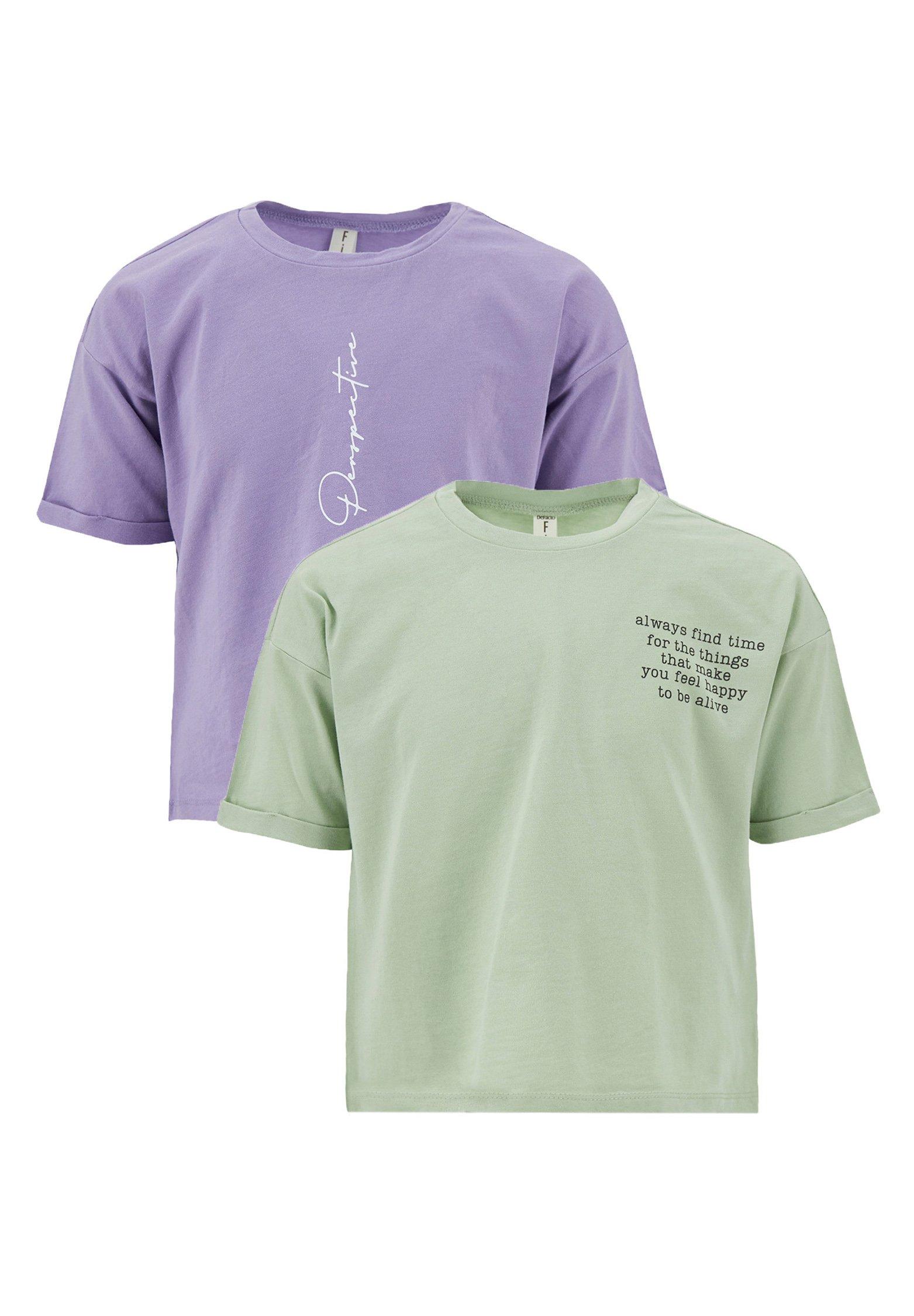 Børn 2 PACK - T-shirts print