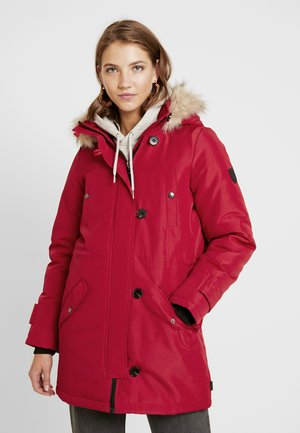 EXCURSION EXPEDITION - Winter coat - chili pepper