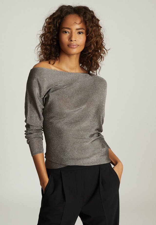 ISLA - Jumper - dark grey