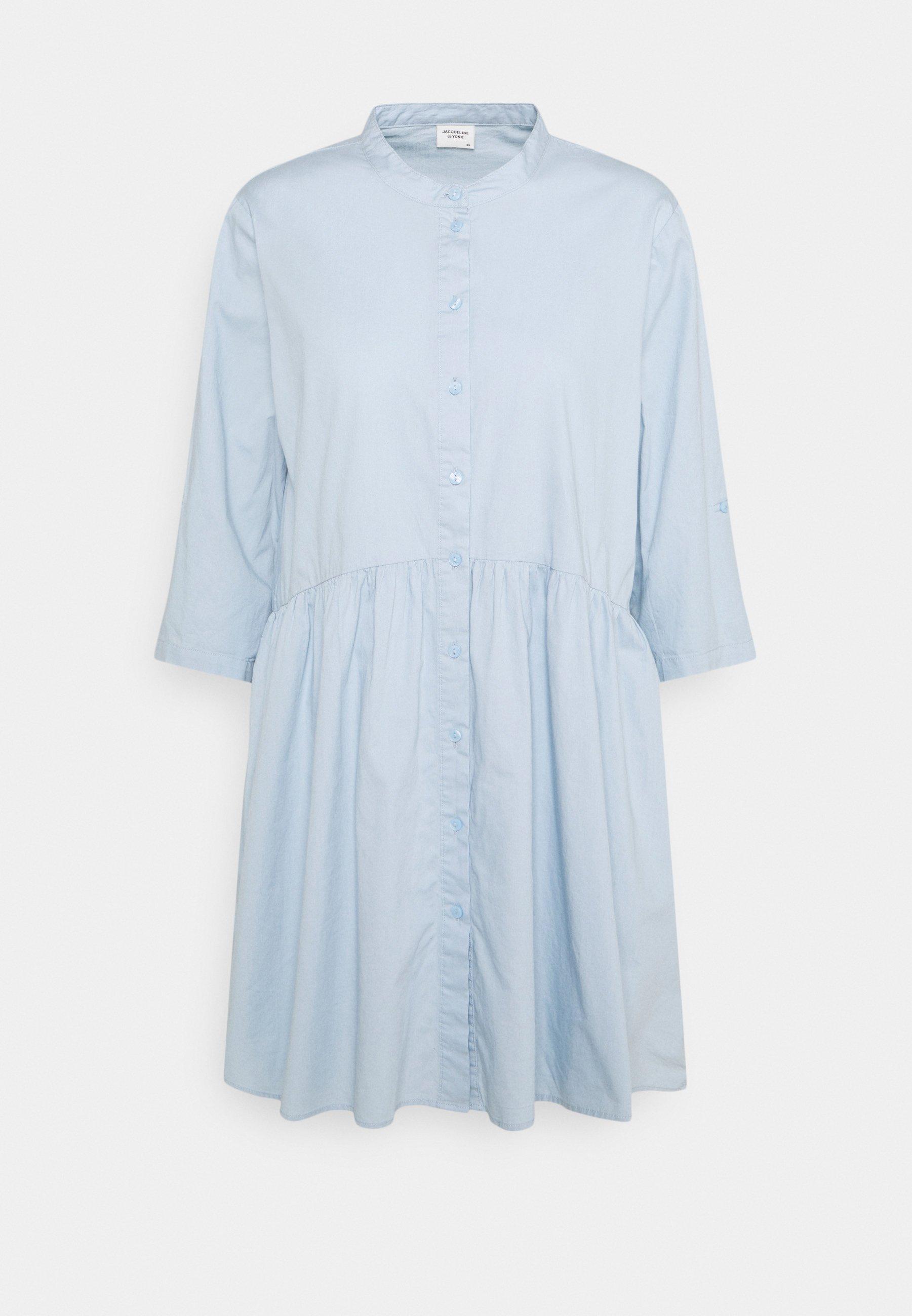 Donna CAMERON LIFE SHORT DRESS - Abito a camicia