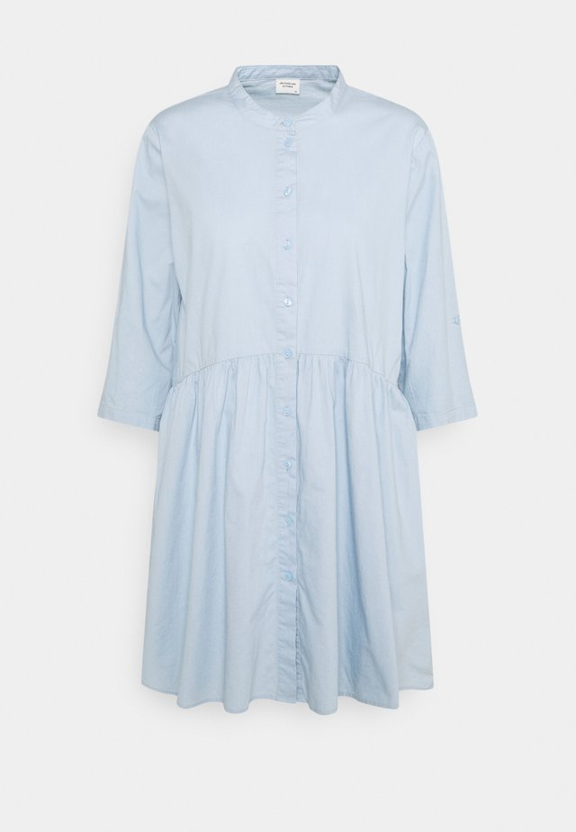 CAMERON LIFE SHORT DRESS - Shirt dress - cashmere blue