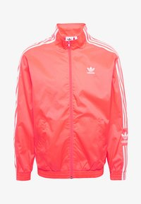 adidas Originals - TRACKTOP - Kurtka sportowa - flash red - 4