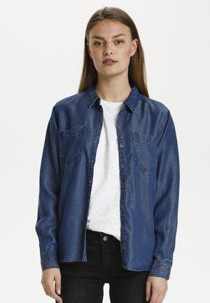 Overhemdblouse - medium blue vintage wash
