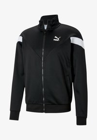Puma - ICONIC MCS  - Zip-up hoodie - puma black - 3