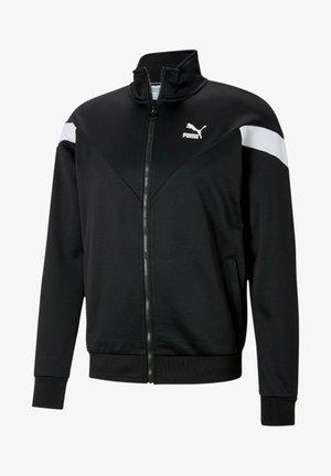 ICONIC MCS  - veste en sweat zippée - puma black