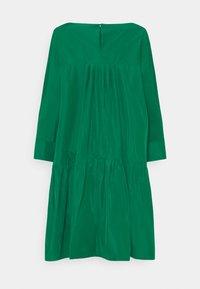 WEEKEND MaxMara - OMBRINA - Denní šaty - smaragdgrun - 7