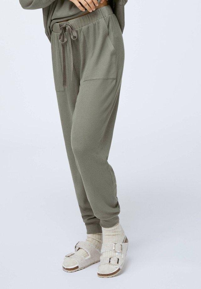Pantaloni del pigiama - khaki