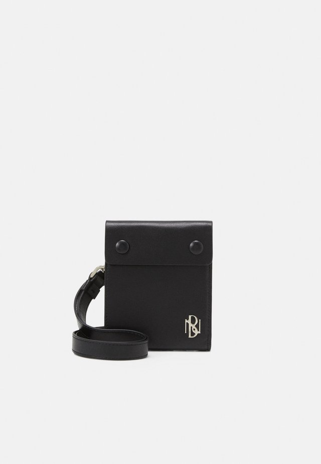 MONOGRAM STRAP - Portefeuille - black