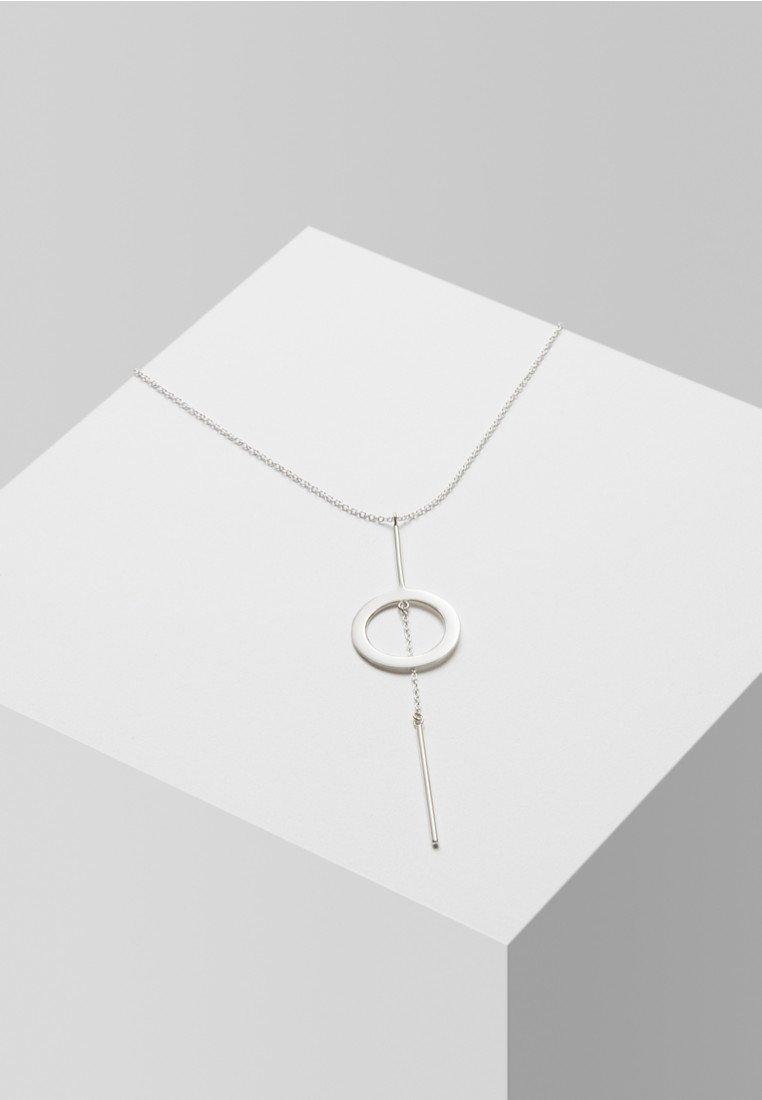 Oliver Bonas - Necklace - silver-coloured
