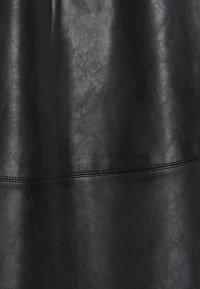 Opus - RAMEA - A-line skirt - black - 2