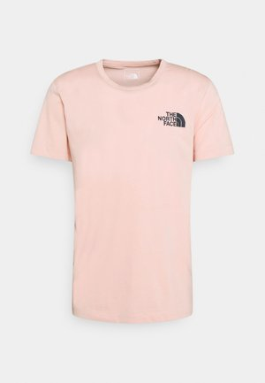 HIMALAYAN BOTTLE SOURCE TEE - T-Shirt print - evening sand pink