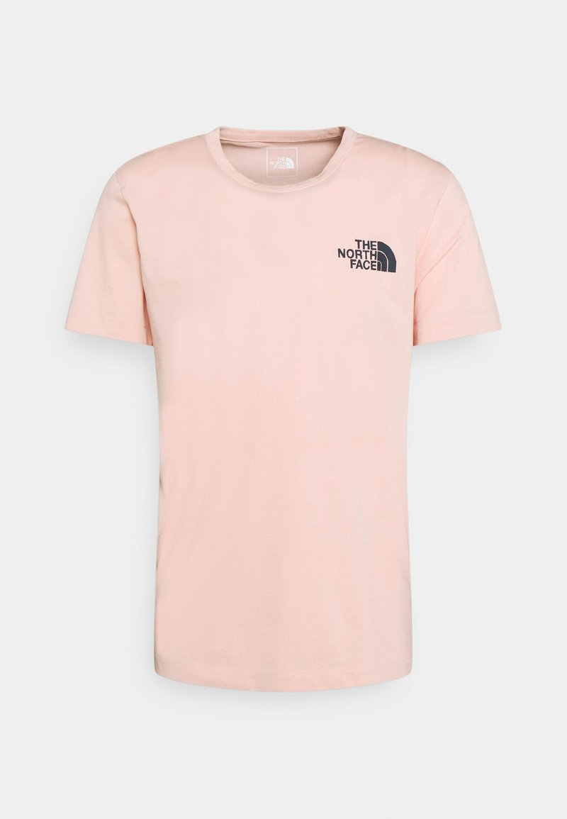 The North Face - HIMALAYAN BOTTLE SOURCE TEE - Print T-shirt - evening sand pink
