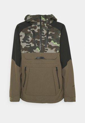 BRIGHTON - Snowboard jacket - army