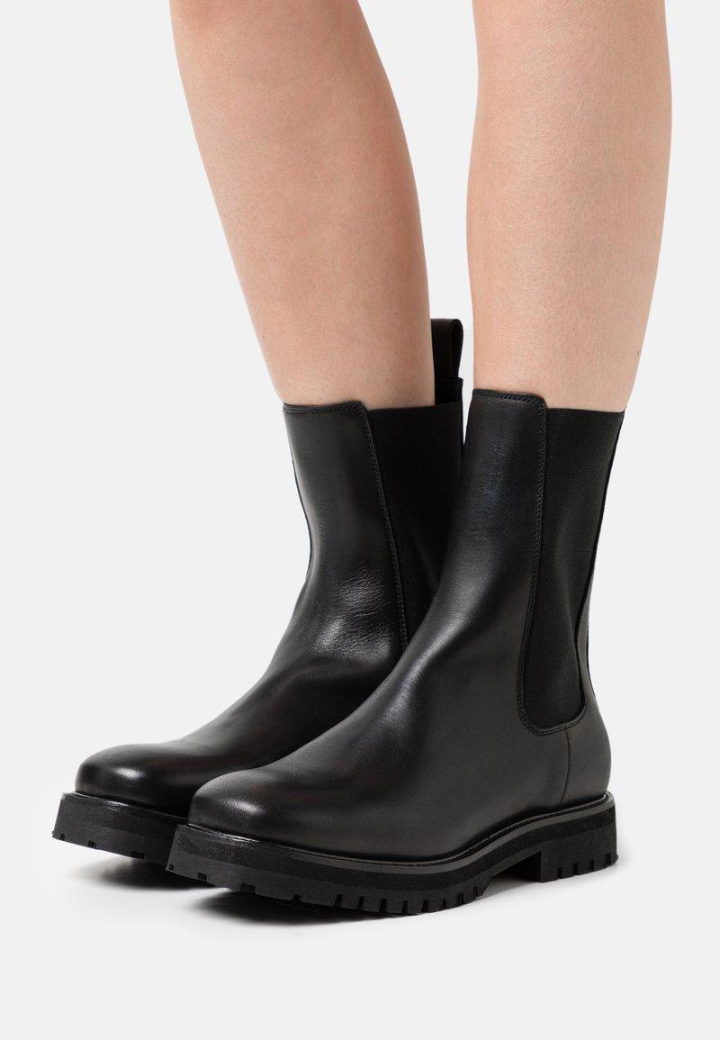 Tiger of Sweden - BOLINIARI - Boots - black
