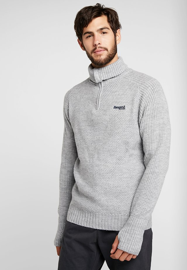 ULRIKEN  - Jumper - grey melange