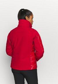 8848 Altitude - ALIZA JACKET - Ski jacket - red - 3