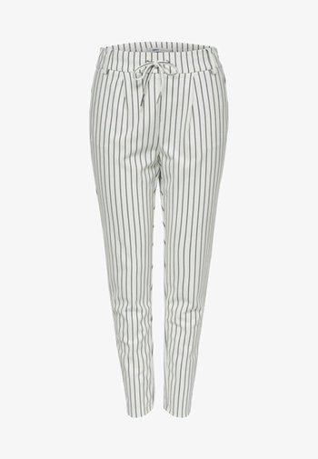 PANTALON POPTRASH - Trousers - off-white
