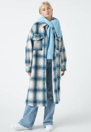 MIT KAROMUSTER - Zimní kabát - blue