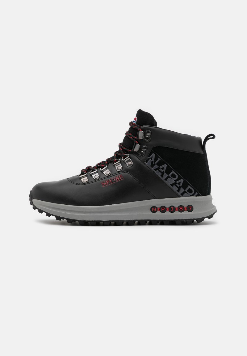 Napapijri - Sneaker high - black