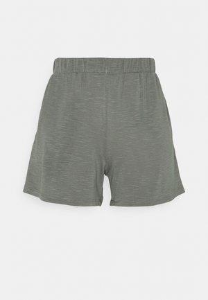 VINOEL - Shorts - medium grey melange