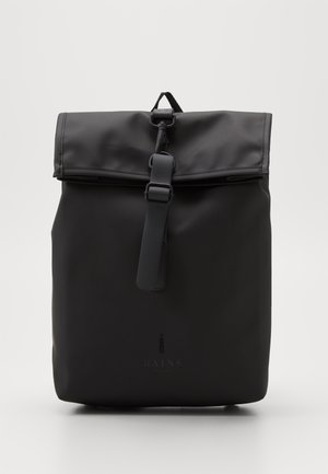 ROLLTOP MINI - Mochila - black