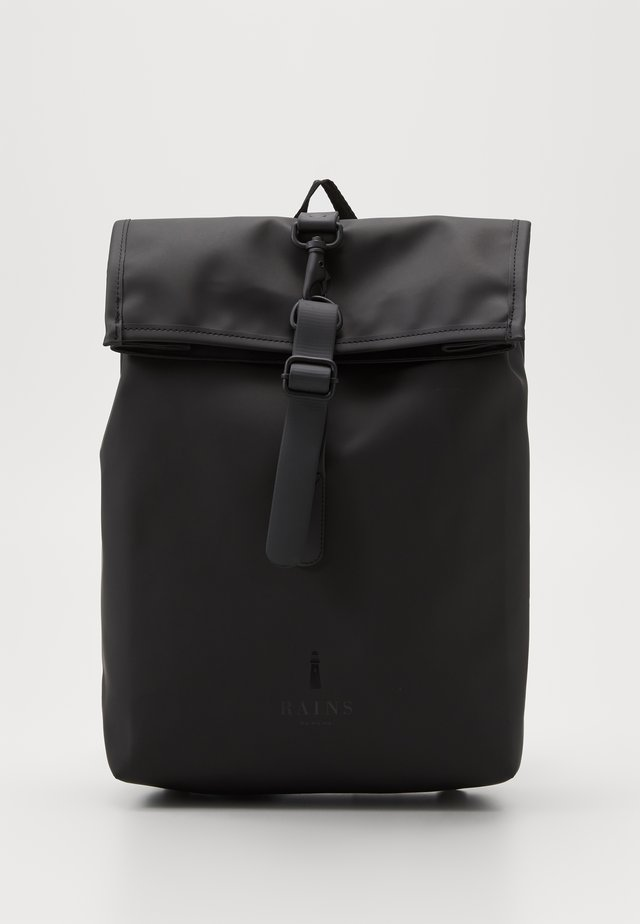 ROLLTOP MINI - Zaino - black