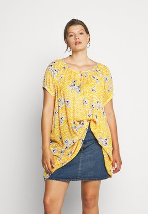 KOKO TUNIC - Tunique - golden rod