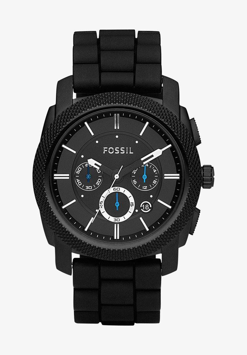 Fossil - Chronograph watch - black