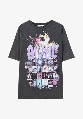 ACDC - Print T-shirt - black