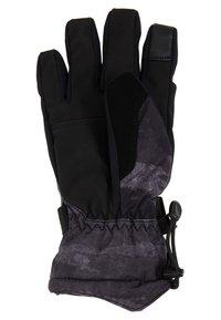 Quiksilver - MISSION YOU  - Fingerhandschuh - black matte - 2