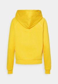 Polo Ralph Lauren - FEATHERWEIGHT - Felpa con cappuccio - university yellow - 6