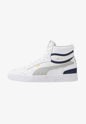 RALPH SAMPSON - Sneakers high - white/gray violet/peacoat