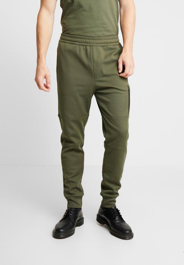 Spodnie treningowe - olive
