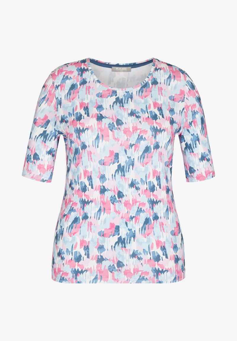 Rabe 1920 - Print T-shirt - rosa