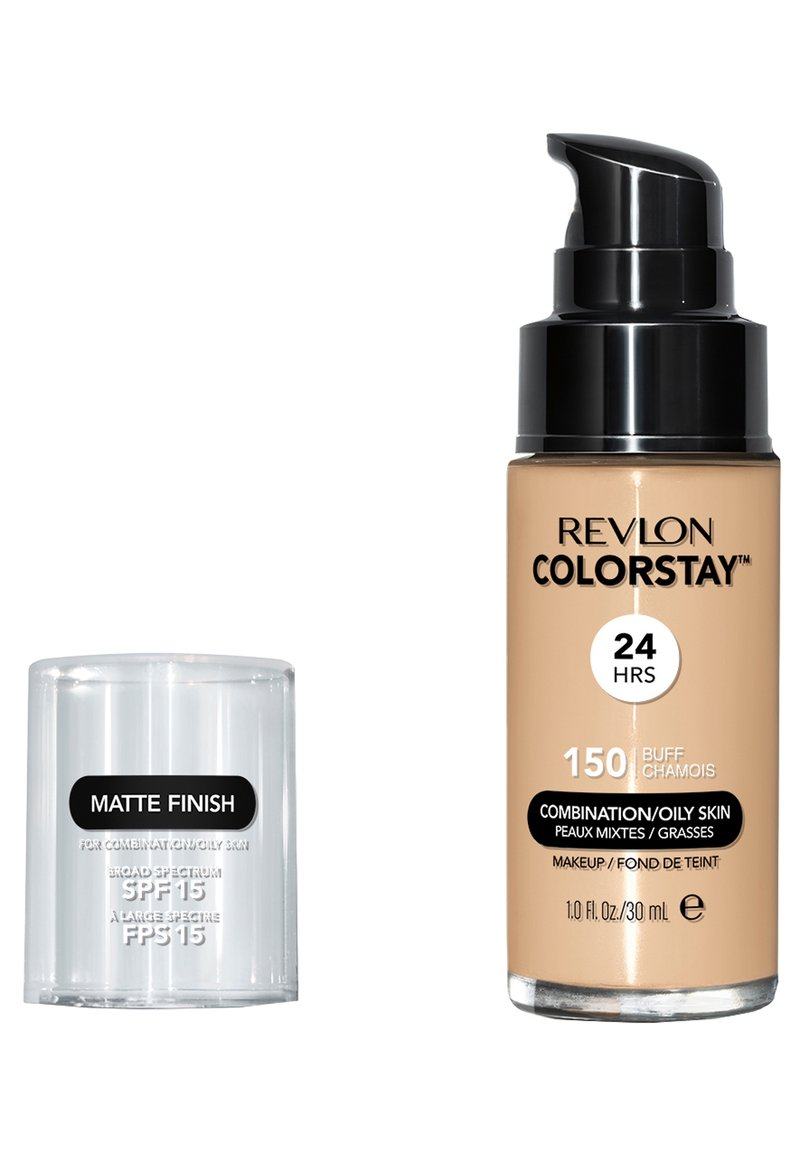 Revlon - COLORSTAY MAKE-UP FOUNDATION FOR OILY/COMBINATION SKIN - Foundation - N°150 buff