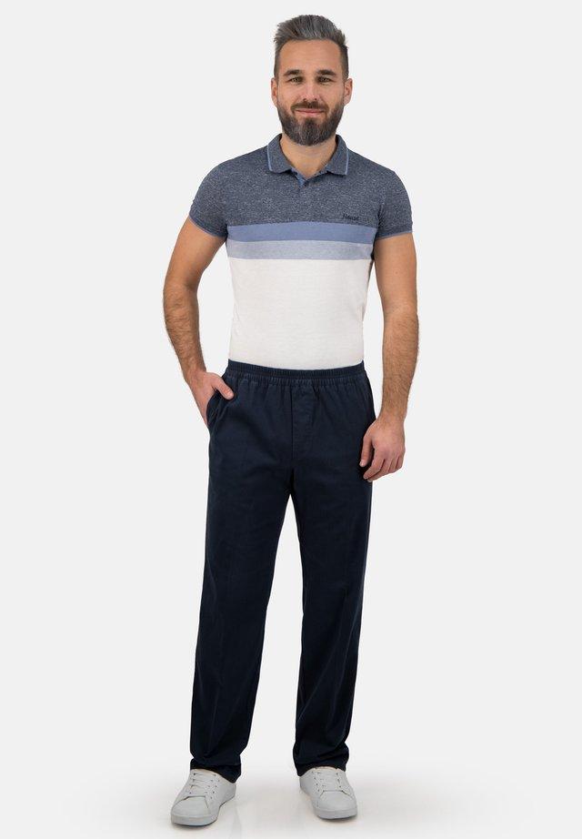 Trousers - marine 1