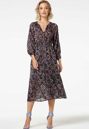 MAE FLOWER - Korte jurk - purple