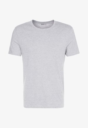 T-shirt - bas - light grey melange