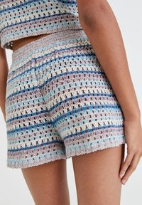 PULL&BEAR - Shorts - blue - 4