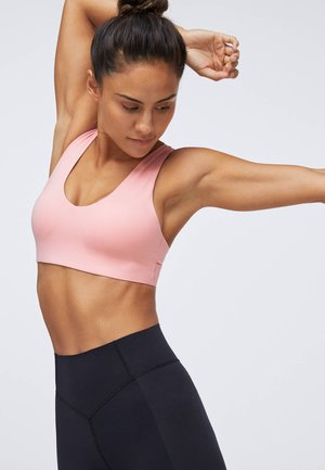 STRAPPY - Sports bra - rose
