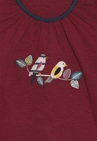 Sense Organics - MINA - T-shirt à manches longues - beet red - 3